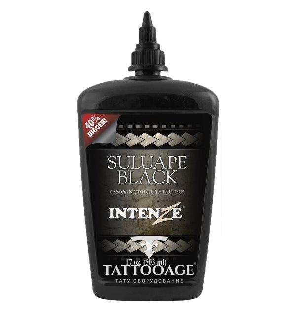 Intenze Suluape Black